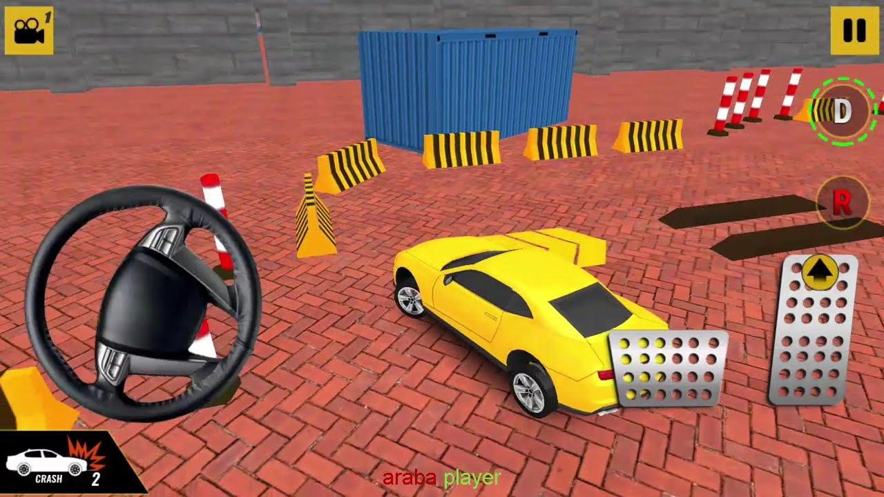araba oyunları araba park oyunu oyna