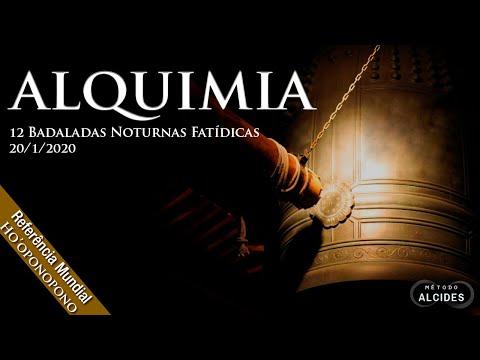 Alquimia - As 12 Badaladas Noturnas Fatídicas - Alcides Melhado Filho - 20-01-2020