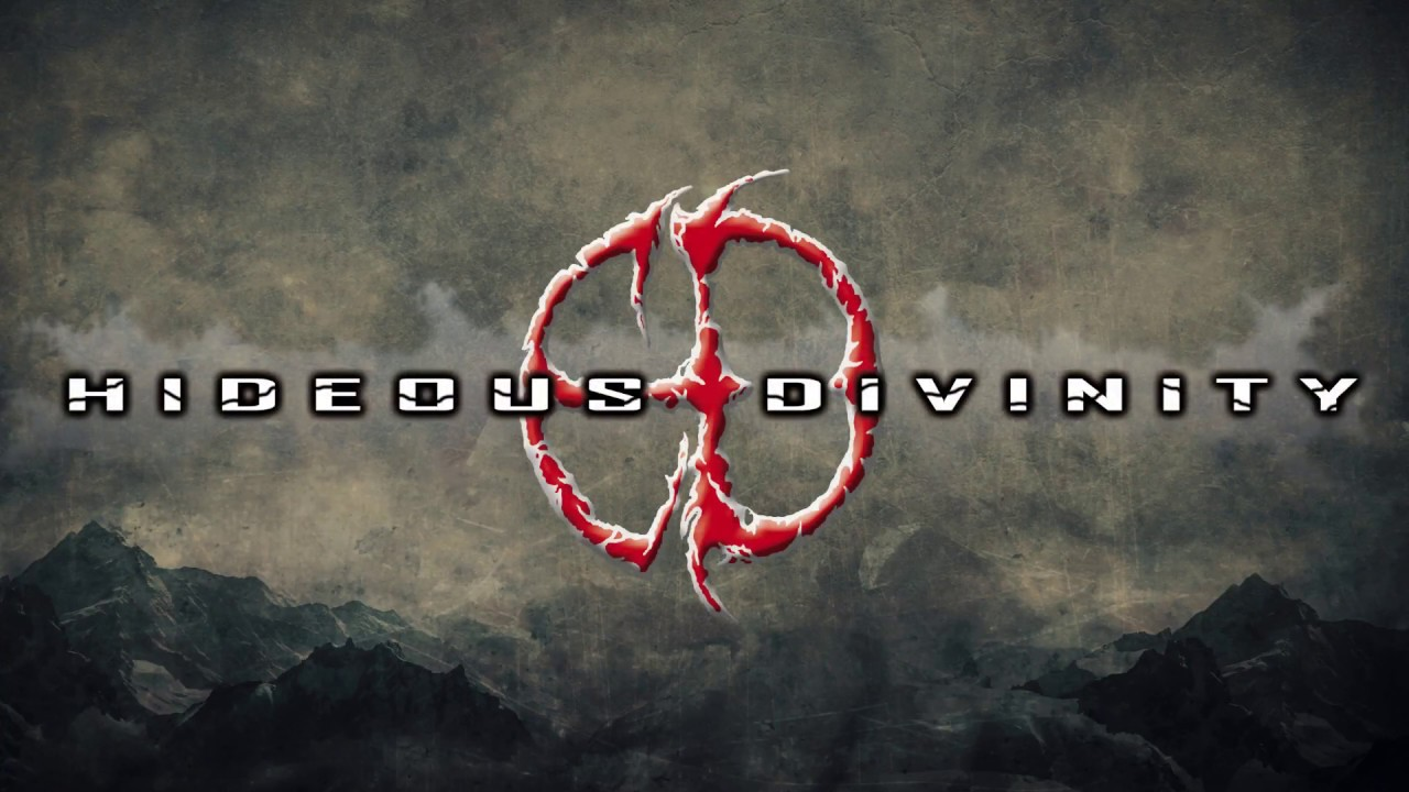 Hideous Divinity - Adveniens Review | Angry Metal Guy