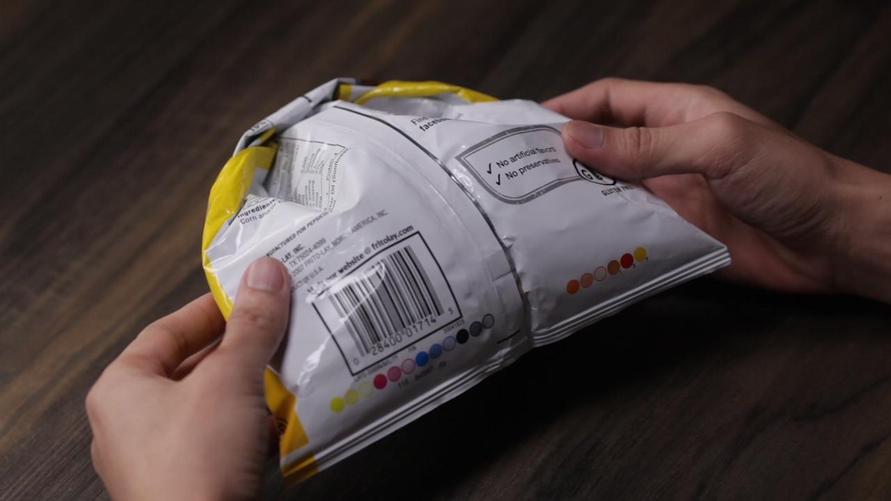 Cómo Cerrar Las Bolsas De Patatas Fritas Sin Pinza Para Que No Se Pongan Blandas Ecodiario Es