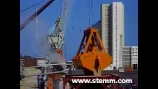 STEMM Single Rope Dual Scoop With Radio Control System
