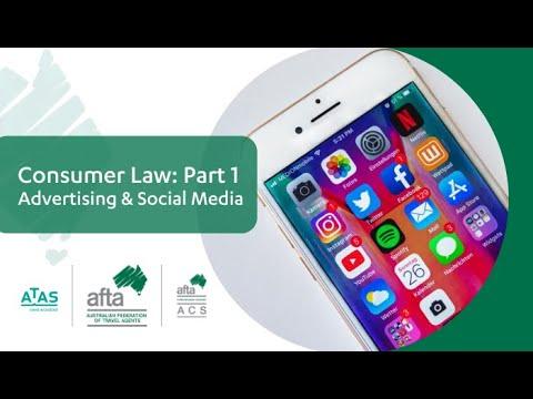 AFTA Webinar Consumer Law Part 1   Advertising   Social Media