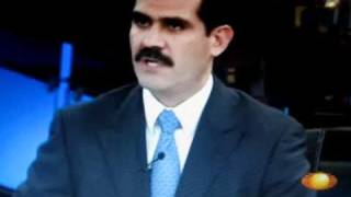 Guillermo Padres en entrevista con Joaquin Lopez Doriga