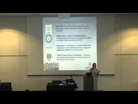 AppSec EU15 - Helen McLaughlin - Can Saas Ever Be Secure?