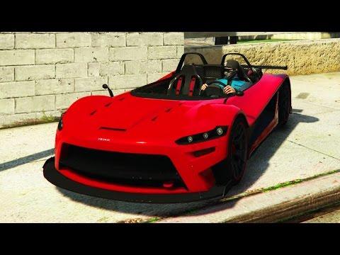 Grand Theft Auto 5 Multiplayer - HIJAK RUSTON! (New Car)