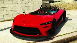 Grand Theft Auto 5 Multiplayer - HIJAK RUSTON! (New Car)