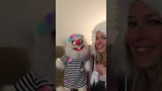 Lily Sings song from movie Trolls: Can't Stop the Feeling