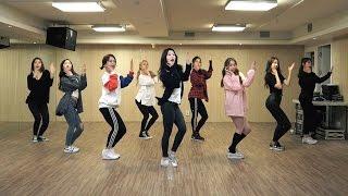gugudan 구구단 a girl like me dance practice release 깜찍한 파워풀 댄스 나 같은 애 sejeong 세정 미나 mina