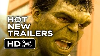 Best New Movie Trailers - February 2015 HD