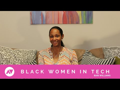 Bari talks being an attorney, supplier diversity & working in tech