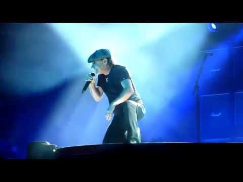 Sin City - AC/DC - ANZ Stadium, Sydney 7-11-2015