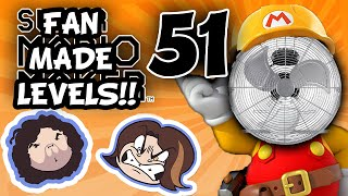 Super Mario Maker: Smuggling Plums - PART 51 - Game Grumps