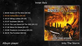 Download Lagu Inner Axis - Into The Storm (Full Album Player) [ Heavy Metal Power Metal ] mp3
