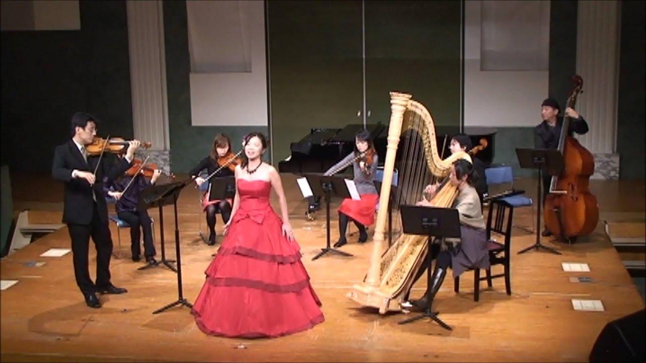 """Asuka Shimo """"Morgen""""Richard Strauss"""