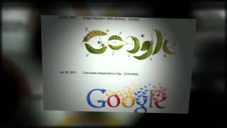 Google Doodles July 2011