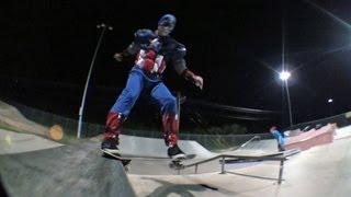 SKATEBOARDING SUPER HEROES