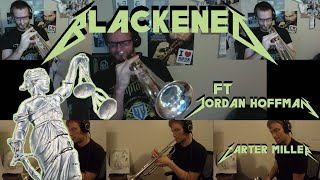 'Blackened' with Carter Miller (TRUMPET COVER/ MULTITRACK)