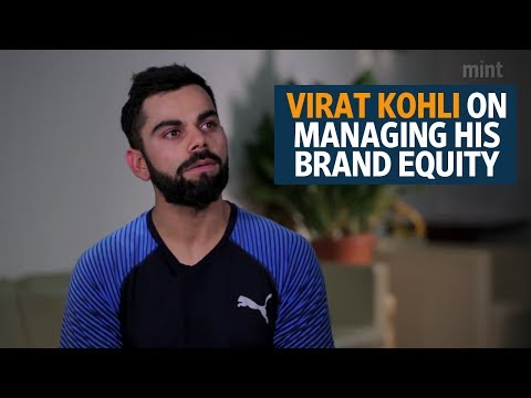 $120 million-plus brand value just numbers for me: Virat Kohli