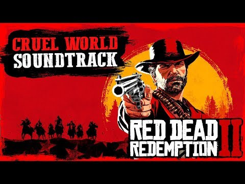 Red Dead Redemption 2 ENDING SONG: Cruel, Cruel World /Official Soundtrack (With Visualizer)🤠🤠🤠 Mp3
