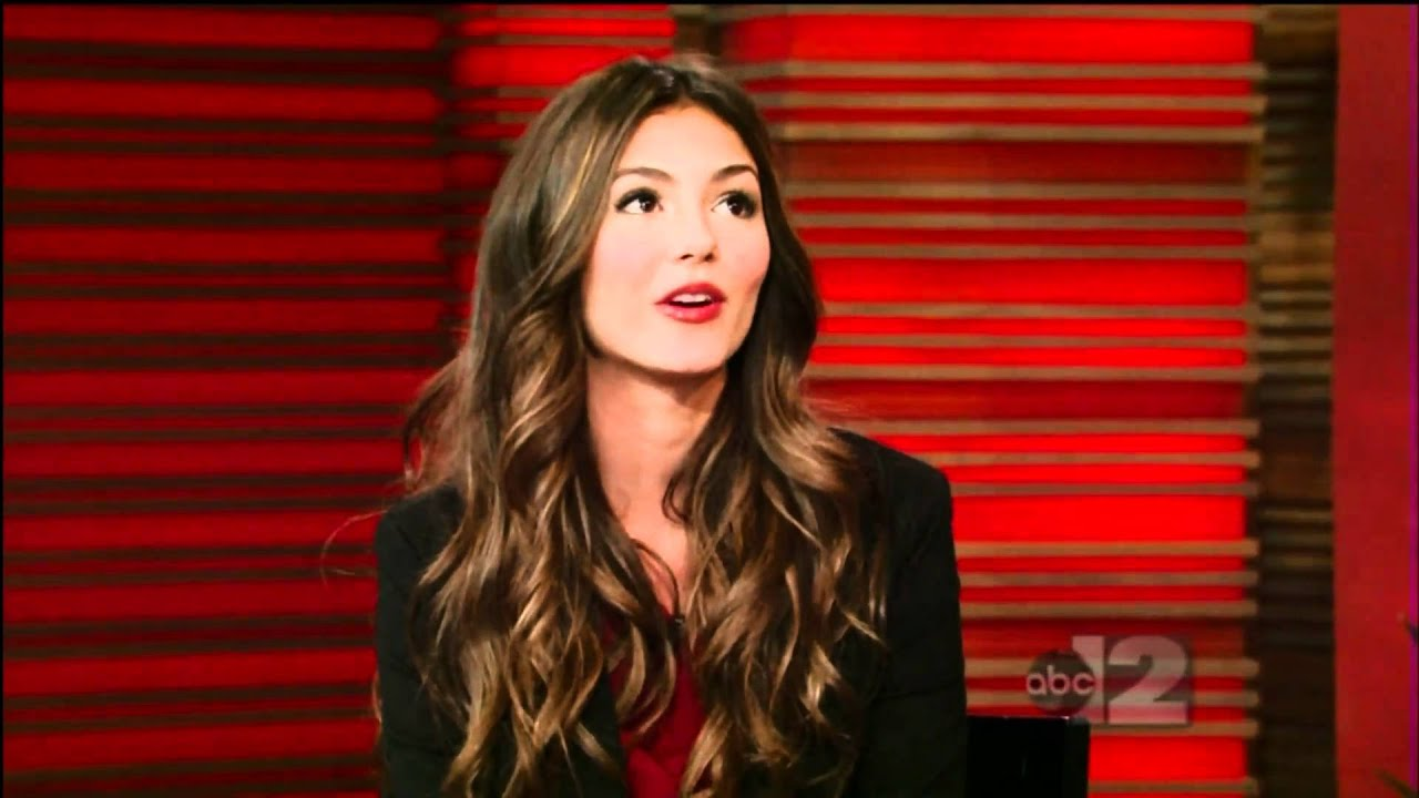 HD Victoria Justice Interview On Live With Regis Kelly 09 27 2010