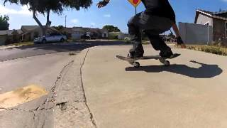 Tim Fox Casterboarding Addiction #3 - Summer Streets 'New'