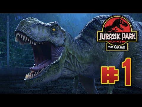 Disaster Park! : Jurassic Park The Game   Ep1