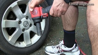 Chicago Pneumatic CP7732C Stubby Air Impact Wrench Review