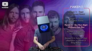 MAROON5 Songs EDM Mixing 마룬5 노래 리믹스들 믹싱하기 감성edm  pop ! MAROON5-COLD 마룬5콜드 (DJ Moshee)