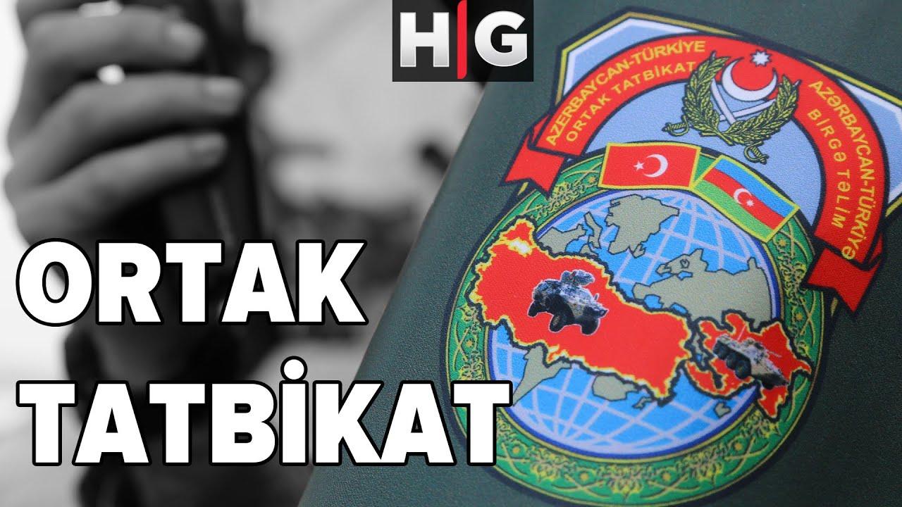 Türkiye - Azerbaycan Ortak Tatbikatına Özel Kuvvetler Katıldı