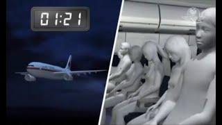 ¿Por qué pasajeros del vuelo de Malasia no pidieron ayuda?