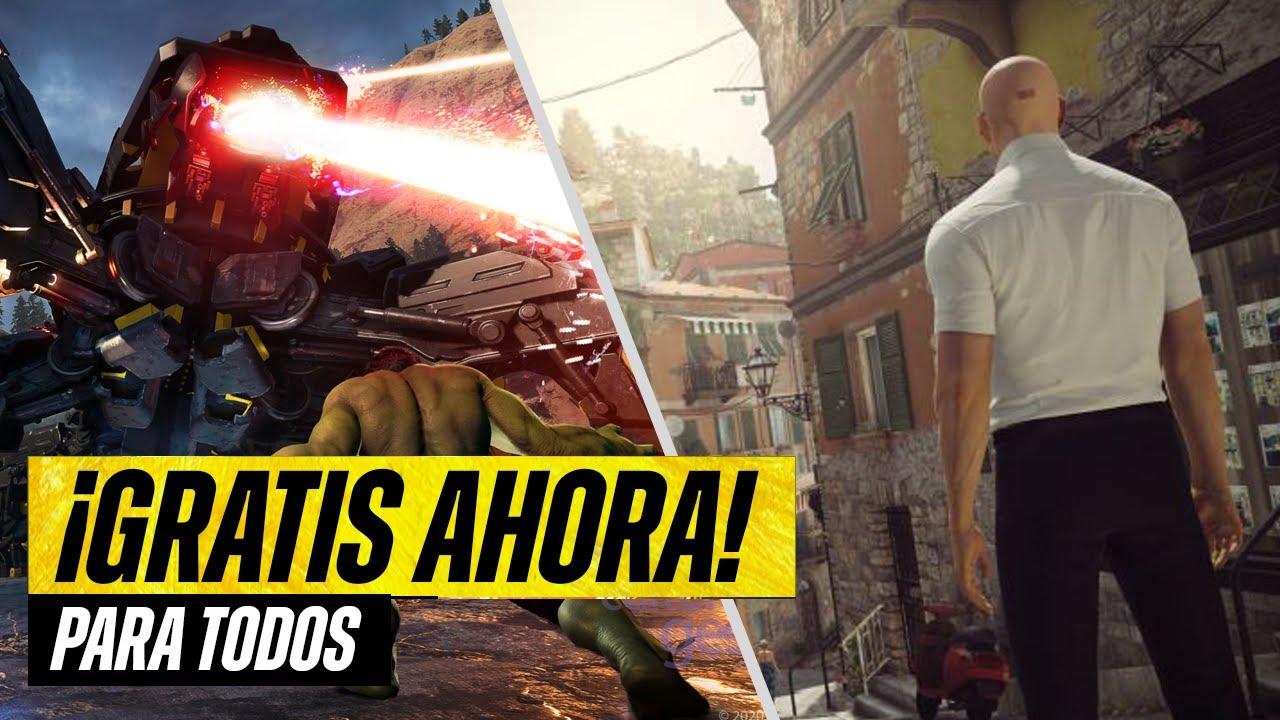 ¡¡YA GRATIS 2 JUEGAZOS EN PS4!!