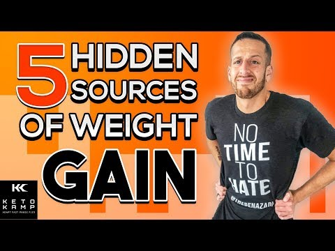 5-hidden-sources-of-keto-weight-gain