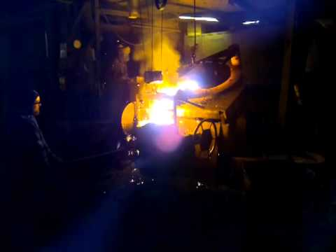 Production Video @ Wells Foundry