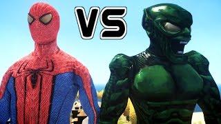 SPIDERMAN VS GREEN GOBLIN - EPIC BATTLE