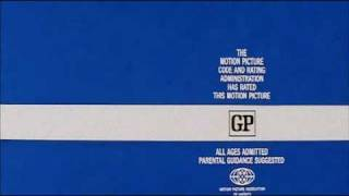 GP MPAA Rating
