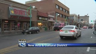 Downtown Albuquerque launches Arts and Culture District