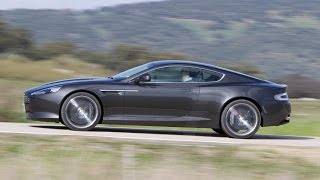 Aston Martin Virage 2011 2012 review design - Car reviews