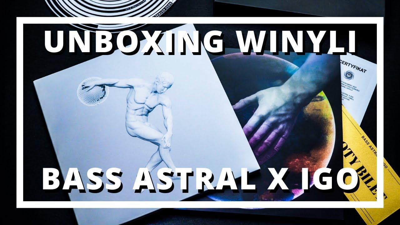 UNBOXING | Bass Astral x Igo - limitowany BOX [4K] | #49 Co się kręci