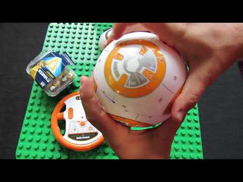 Unboxing BB-8 RC