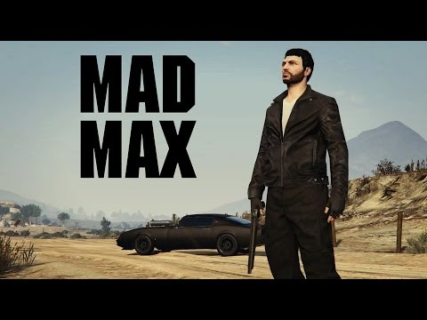 Mad Max Short Film - GTA V Rockstar Editor