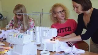 Открытый урок в школе кроя, шитья и дизайна
