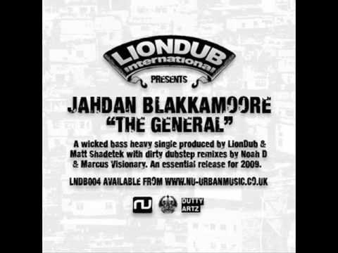 Jahdan Blakkamoore - The General (Dubstep) - Remixed By Marcus Visonary