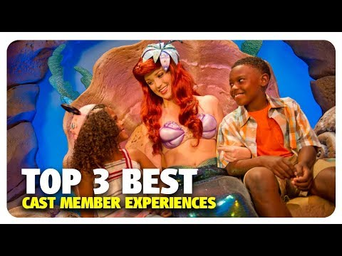 TOP 3 BEST Cast Member Experiences | Best and Worst | 08/16/17