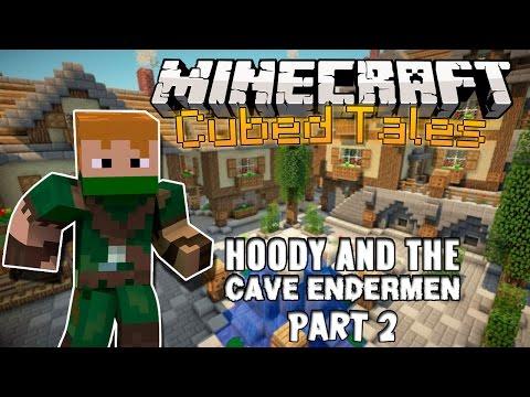 Minecraft Cartoon Audio Book! Hoody Part 2