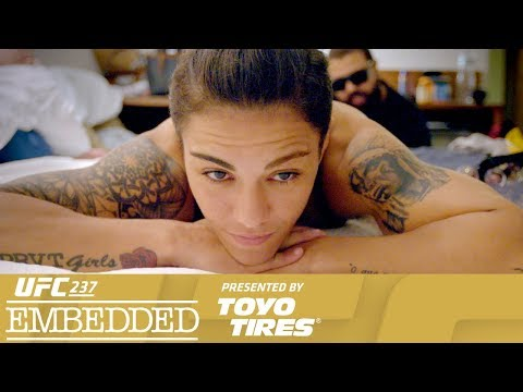 UFC 237 Embedded: Vlog Series - Episode 4
