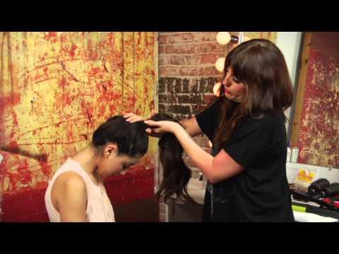 How to Do a Modern Geisha Bun : Mane Street
