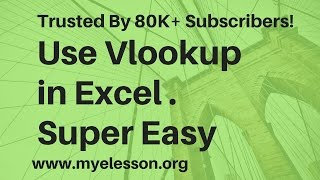 Use Vlookup In Excel 2013 Hindi☑️