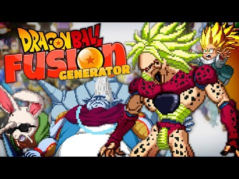 What are These ABOMINATIONS?! | Dragon Ball Fusion Generator