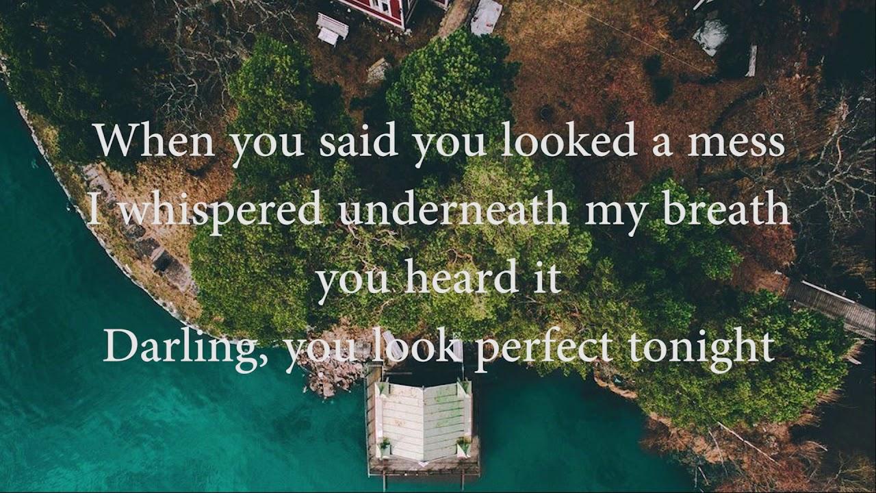 Ed Sheeran   Perfect Female Version Lyrics