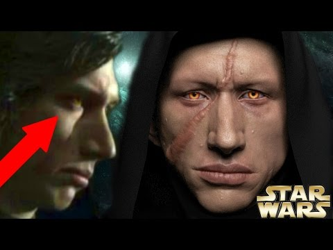 Download Youtube: Star Wars The Last Jedi – Kylo Ren's Sith Eyes Explained
